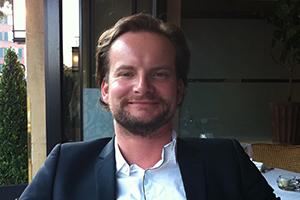 Spendenbeiratsmitglied Mirko Silz