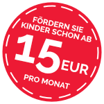 Förden schon mit 15 EUR pro Monat