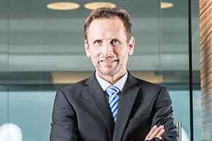 Spendenbeiratsmitglied Oliver Bludau