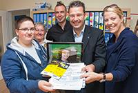Kinderlachen-Stipendium-Dortmund