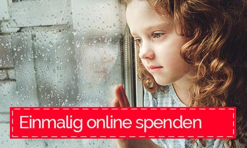 Einmalig online spenden