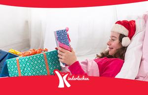 Kinderlachen Weihnachtsaktion Kinderklinik Dortmund