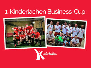 Kinderlachen Business-Cup
