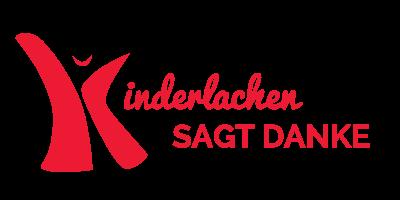 Kinderlachen-Logo-Danke