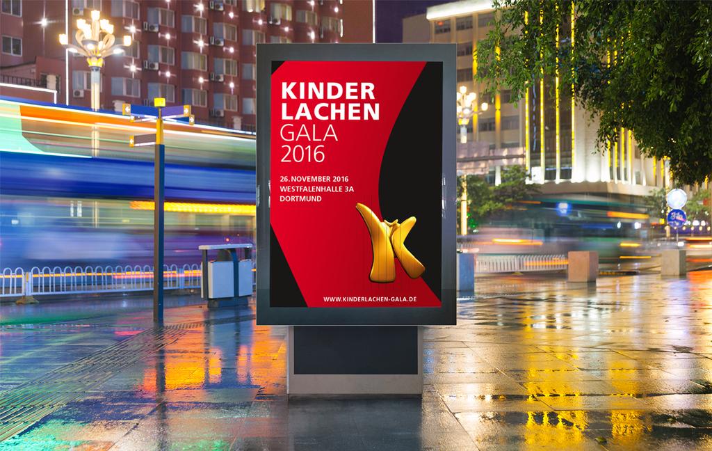 Kinderlachen Gala 2016