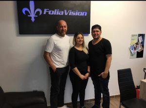 Spende durch Folia Vision