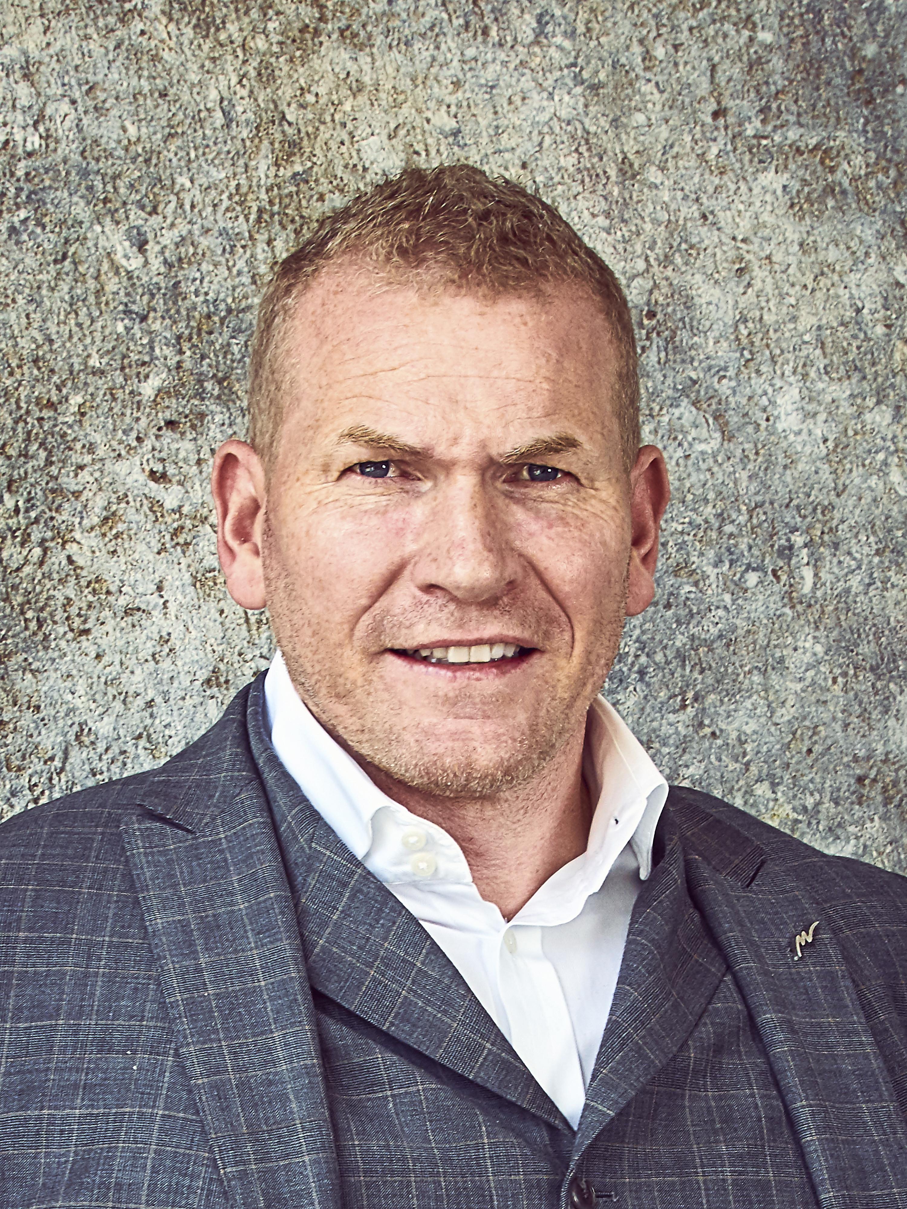 Kinderlachen-Botschafter Martin Limbeck