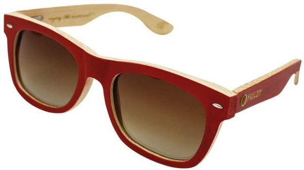 Melon Sonnenbrille red